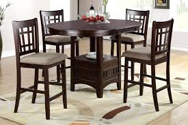 Dining Table Set Espresso Dining Table Dining Tables9 Piece Counter Height Dining Set