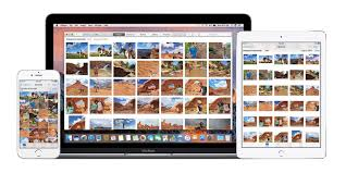 how to upload photos into icloud photo library from iphone ipad