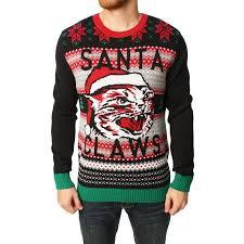 sweater walmart sweater s santa claws cat pullover sweater