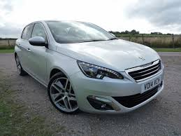 peugeot tdi for sale used silver metallic peugeot 308 for sale monmouthshire