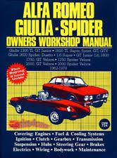 alfa romeo car u0026 truck repair manuals u0026 literature ebay