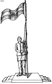 coloring pages of independence day of india independence day fourth of july coloring pages for kids family