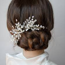pearl headpiece bridal l handmade bridal headpieces wedding hair