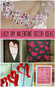 Valentine S Day Decorations Ideas Diy by Best Recipes U0026 Diy Projects Link Party 82 Tgif This Grandma
