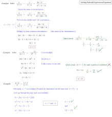 Simplifying Radicals Worksheet Algebra 1 Solving Rational Equations Worksheet Algebra 1