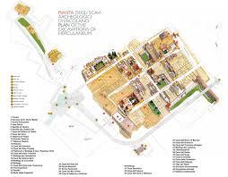 Casa Fortuna Floor Plan Herculaneum In The Shadow Of Mount Vesuvius Amalfi Coasting