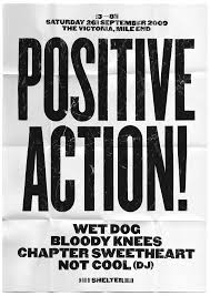 positive action u2013 wet dog bloody knees chapter sweetheart play
