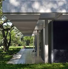 saarinen miller house entryway interior design ideas