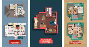 Golden Girls Floor Plan by From Buffy To Breaking Bad Sherlock To Stranger Things Here Are