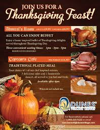 whole foods thanksgiving join us for a thanksgiving feast dunes village resort