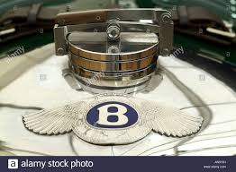 bentley logo bentley logo insignia and radiator cap stock photo royalty free