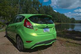 Ford Fiesta St Review Australia Ford Fiesta St Grips Like A Slot Car Goes Like A Muscle Car
