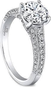 milgrain engagement ring jeff cooper row milgrain engagement ring rp1601rd
