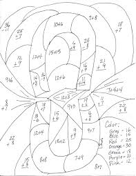 printable 16 subtraction coloring pages 980 free coloring pages