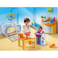 chambre de bébé playmobil playmobil chambre de bébé 4286 pas cher achat vente