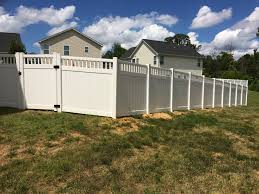 privacy fences can reduce environmental noise in your yard and