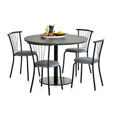 table ronde pour cuisine table cuisine 4 personnes table ronde de cuisine en stratifie