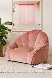 Fluffy Armchair Dining Lounge Chairs Urban Outfitters