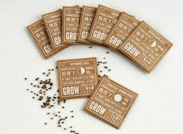 seed packets seed packet labels visual ly