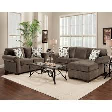 Sectional Loveseat Sofa Fabric Sectional Sofa And Loveseat Set With Pillows Elizabeth Ash