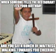 Funny Restaurant Memes - please make it stop imgflip