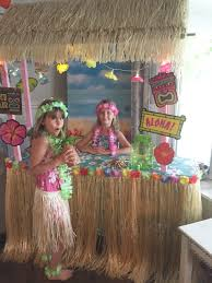 luau birthday party a purdy little house