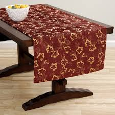 extra wide table runners extra wide italian woven 95x26 inch red gold table runner free