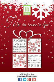 gift card specials phytoceuticals aya spa