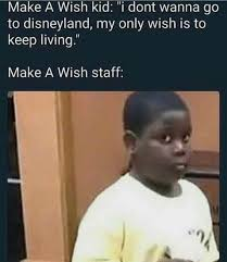 How To Make Meme Photos - make a wish kid meme xyz