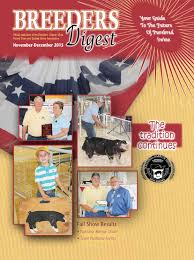 aug sept 2017 breeders digest by encore visions issuu