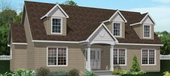 pennwest homes cape cod style modular home floor plans overview