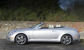 lexus sport uk lexus sc roadster review 2001 2009 parkers