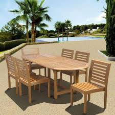Outdoor Wooden Patio Furniture Wood Patio Furniture Patio Furniture Outdoors The Home Depot