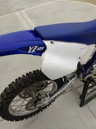 2000 yamaha yz125 build bike builds motocross forums message