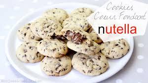 recettes cuisine pour les nuls bonjour anaelle recette comment faire des cookies coeur fondant