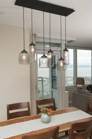Kitchen Island Lights Fixtures by Best 25 Mason Jar Light Fixture Ideas On Pinterest Jar Lights