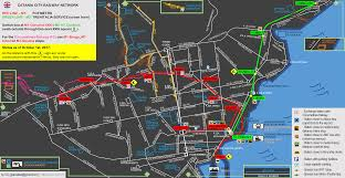 How To Use A Map Here Is A Map To Understand How To Use Catania Railway Network