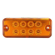 led side marker lights for trucks 12v 8 led side marker light l truck trailer lorry caravan