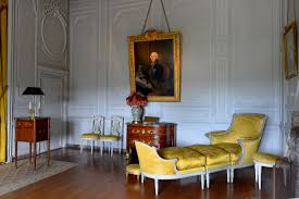 chambre louis xvi photo chambre louis xvi château de vaux le vicomte
