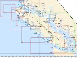Canadian River Map Canadian Hydrographic Marine Charts In Canada Tyee Marine
