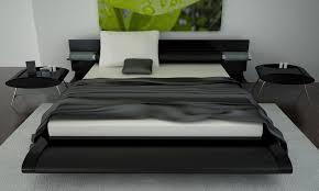 Contemporary Modern Bedroom - modern contemporary bedroom furniture bedside set up modern