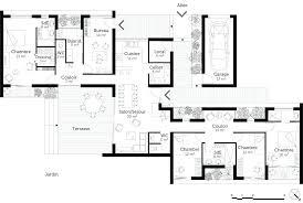 plan chambre plan maison 7 chambres simple plan de soussol plan de chalet