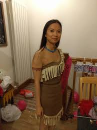 pocahontas costume self drafted made my own pocahontas costume for a fancy