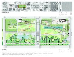 Design Plan Asla 2011 Professional Awards Citygarden