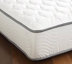 Pottery Barn Crib Mattress Reviews Pottery Barn Collection By Simmons Luxury Firm Mattress