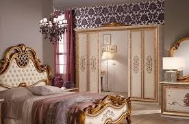 schlafzimmer italien schlafzimmer anja beige bett 180 schrank 6trg italien barock kla