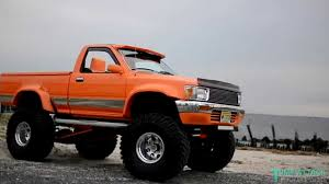 toyota trucks darrell u0027s custom toyota pickup time attack photography youtube