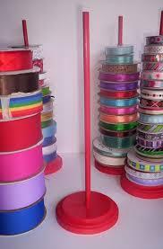 craft ribbon best 25 ribbon organization ideas on ribbon storage