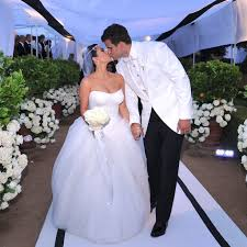 kim kardashian wedding pictures with kris humphries popsugar