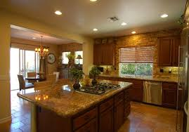 Countertop Options Kitchen by Kitchen Natural Stone Countertop Options With Electric Stove